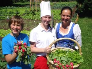 Brennseehof_Gemüsegarten
