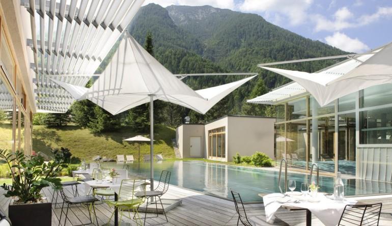Sbocciata la primavera all hotel spa bleibergerhof for Resort termali in cabina
