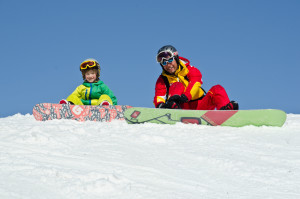 CARINZIA_Snowboardlehrer ∏ KÑrnten Werbung, Fotograf Bernhard