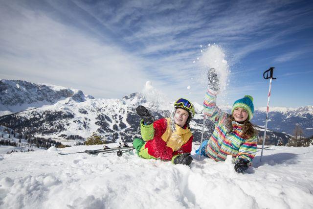 Nassfeld-Ski-Family