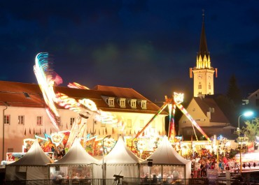 CARINZIA FESTOSA: 75ma VILLACHER KIRCHTAG E FESTIVAL STREET ART ALLE PORTE